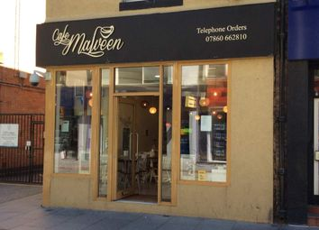 Thumbnail Restaurant/cafe for sale in Halford Street, Leicester