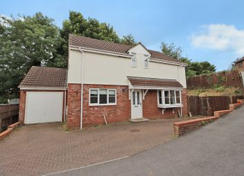 Thumbnail 4 bed detached house for sale in Kendrick Close, Westbury
