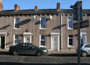 Thumbnail 2 bed terraced house to rent in Hawick Street, Carlisle, Cumbria
