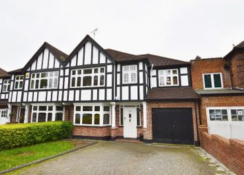 Thumbnail 4 bed semi-detached house to rent in Sherington Avenue, Pinner