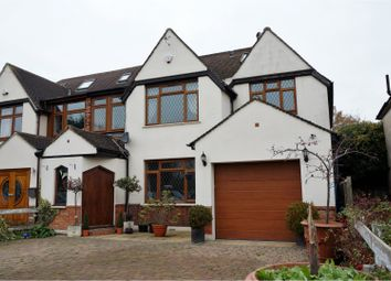 Thumbnail 5 bed semi-detached house for sale in Ditton Road, Slough