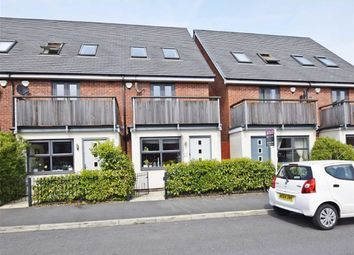 Thumbnail 3 bed town house for sale in Highmarsh Crescent, West Didsbury, Manchester