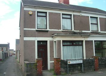 Thumbnail 3 bed semi-detached house to rent in Oakwood Place, Port Talbot