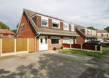 Thumbnail 3 bed semi-detached house for sale in Lindsworth Close, Great Sankey, Warrington