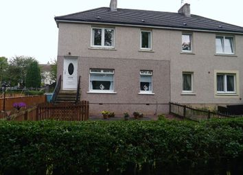 Thumbnail 2 bed flat for sale in Highfield Crescent, Motherwell