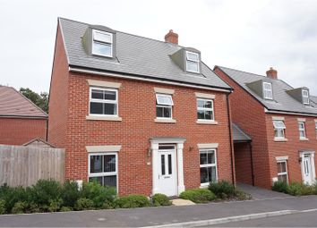Thumbnail 5 bed detached house for sale in Jay Rise, Salisbury