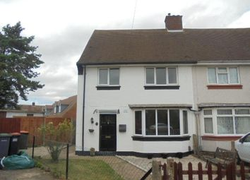 Thumbnail 3 bedroom semi-detached house to rent in Balliol Road, Kempston, Bedford