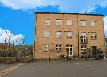 Thumbnail 2 bed flat for sale in Town Ing Mills, Stainland, Halifax