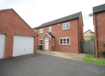 Thumbnail 4 bed detached house for sale in Dunstone Court, Market Drayton