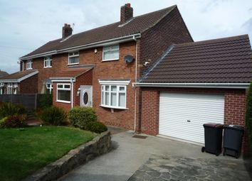 Thumbnail 3 bed semi-detached house to rent in Magdalene Avenue, Durham