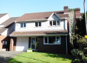 Thumbnail 4 bed detached house for sale in Priory Ridge, Plympton, Plymouth