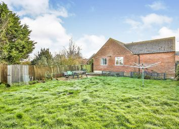 Thumbnail 4 bed detached bungalow for sale in Fakenham Road, Great Ryburgh, Fakenham