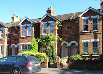 Thumbnail 3 bed terraced house for sale in Redan Road, Aldershot