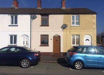 Thumbnail 2 bedroom terraced house for sale in Dover Road, Horninglow, Burton-On-Trent