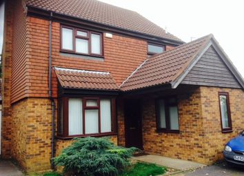 Thumbnail 4 bed link-detached house to rent in Freshwater Close, Luton