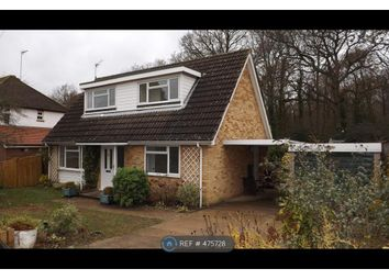 Thumbnail 3 bed detached house to rent in Old Lane Gardens, Cobham