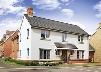 Thumbnail 4 bedroom detached house for sale in Oakbrook San Andres Drive, Newton Leys, Bletchley, Milton Keynes