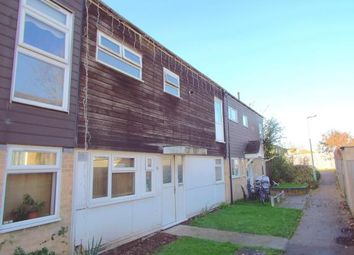 Thumbnail 3 bed terraced house for sale in Great Cornard, Sudbury, Suffolk