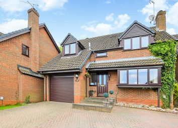 Thumbnail 4 bed detached house for sale in Westdown Gardens, Whipsnade Road, Dunstable