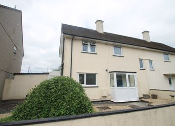 Thumbnail 2 bed semi-detached house for sale in Plough Green, Saltash