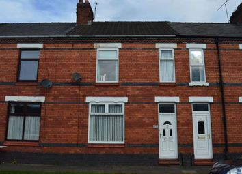 Thumbnail 3 bed terraced house to rent in Mellor Street, Crewe
