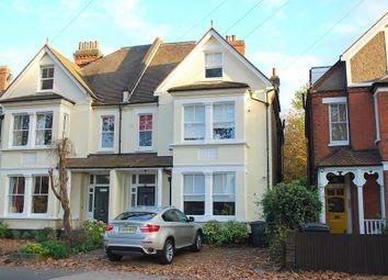 Thumbnail 5 bedroom semi-detached house to rent in Balaclava Road, Surbiton