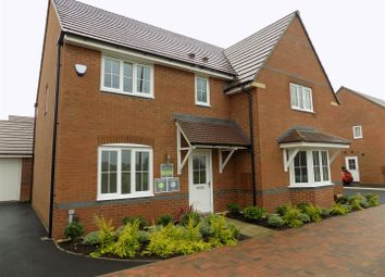 Thumbnail 4 bed detached house for sale in The Wickets, Bottesford, Nottingham
