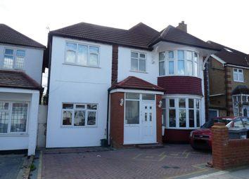 Thumbnail 3 bed flat to rent in Northwick Avenue, Kenton