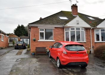 Thumbnail 3 bedroom semi-detached bungalow for sale in St. Lythans Road, Barry
