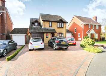 Thumbnail 4 bed detached house for sale in Normandy Close, Rownhams, Southampton, Hampshire