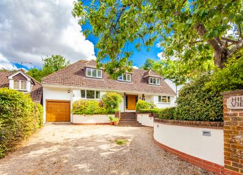 Thumbnail 4 bed detached house for sale in Hill View, Streatley On Thames