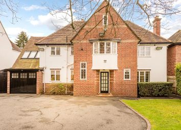 Thumbnail 5 bed detached house for sale in St Marys Road, Harborne, Birmingham
