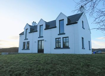 Thumbnail 4 bed detached house for sale in Camuscross, Isle Ornsay, Isle Of Skye