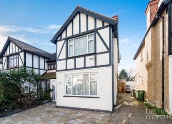 Thumbnail 3 bed semi-detached house for sale in Cheam Common Road, Old Malden, Worcester Park