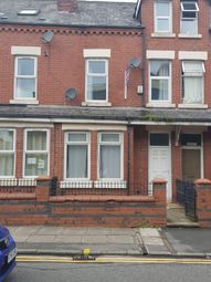 Thumbnail 5 bed terraced house to rent in Weaste Road, Salford