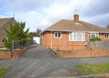 Thumbnail 2 bed semi-detached bungalow for sale in 33 Gotch Road, Barton Seagrave, Northamptonshire