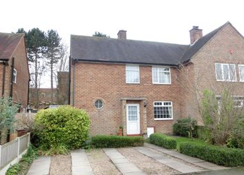 Thumbnail 3 bed semi-detached house for sale in Northland Road, Shirley, Solihull