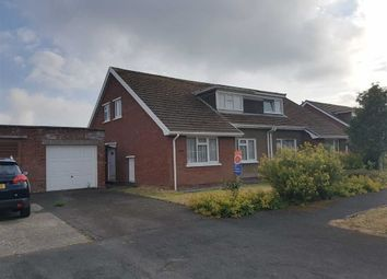 Thumbnail 4 bed bungalow for sale in Erw Goch, Aberystwyth, Ceredigion