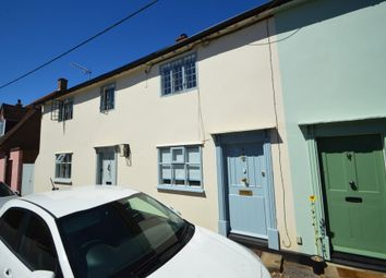 Thumbnail 1 bed cottage for sale in The Street, Stoke By Clare, Sudbury