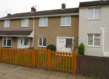 Thumbnail 3 bedroom terraced house for sale in Winnallthorpe, Willenhall, Coventry