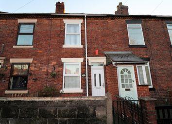 Thumbnail 2 bedroom terraced house for sale in Werrington Road, Bucknall, Stoke On Trent
