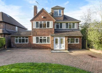 Thumbnail 5 bed detached house to rent in Westbury Road, Northwood