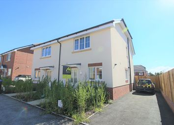Thumbnail 3 bed semi-detached house to rent in Simonds Road, Ludgershall, Andover
