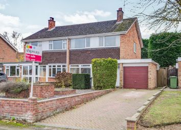 Thumbnail 3 bed semi-detached house for sale in Gunners Lane, Studley