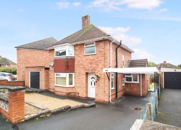 Thumbnail 3 bed detached house for sale in Dormington Drive, Hereford