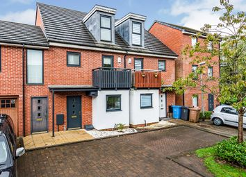 Thumbnail 3 bed terraced house for sale in Queensmere Drive, Clifton, Swinton, Manchester