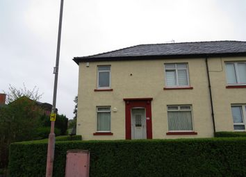 Thumbnail 2 bed flat for sale in Balgraybank Street, Balornock, Glasgow