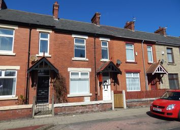 Thumbnail 2 bed terraced house to rent in Carlton Terrace, Blyth