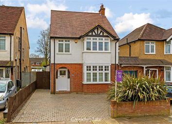 Thumbnail 4 bed detached house for sale in Seymour Road, St Albans, Hertfordshire
