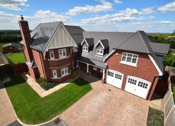 Thumbnail 5 bedroom detached house for sale in Harris Grove, Inkberrow, Worcester